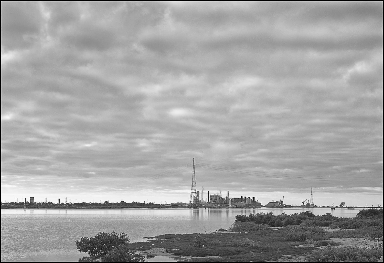 Port River estuary