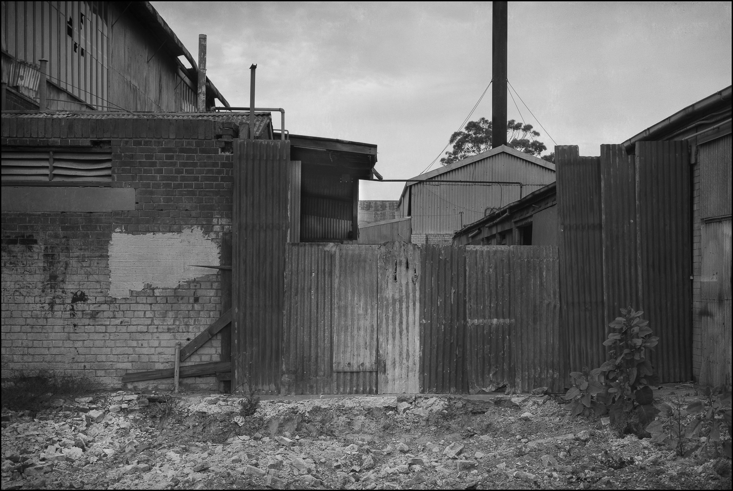 factory,  Bowden, Adelaide