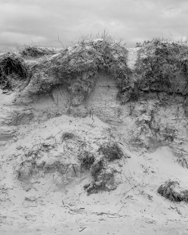 sand dunes erosion
