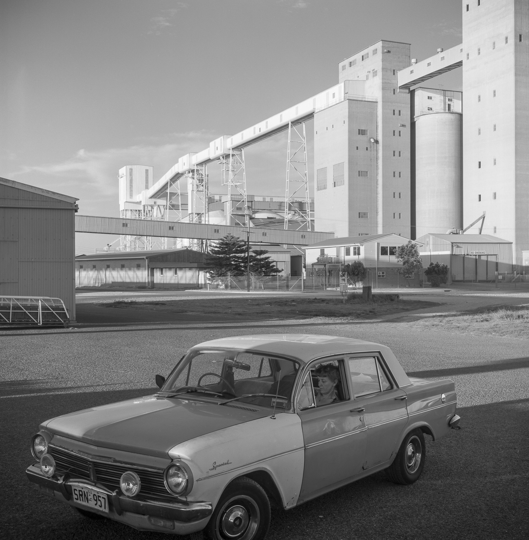 silos + Holden, Port Adelaide